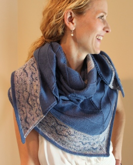 Murmuration Shawl