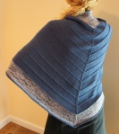 Murmuration Shawl (Back)