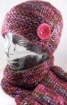 Button Brim Set